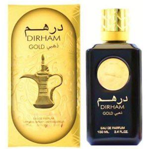 dirham gold