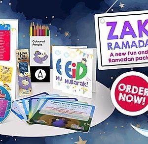Zaky's Ramadan Pack